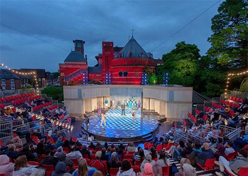 RSC Summer Theatre Schedule 2016 in Stratford-upon-Avon